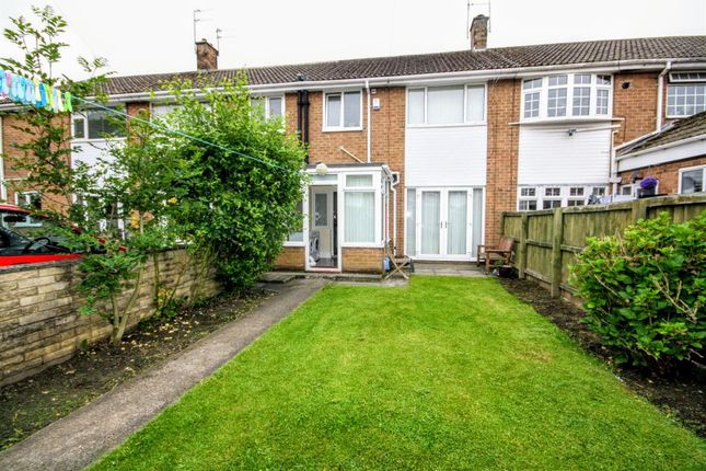 Thumbnail Terraced house to rent in Hopgarth Gardens, Chester Le Street