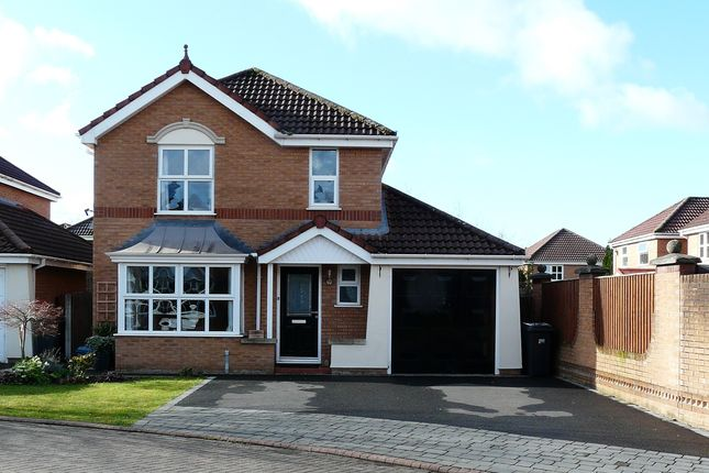 Thumbnail Detached house for sale in Meadow Reach, Penwortham, Preston