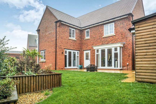 Thumbnail Detached house for sale in Waterford Crescent, Barlaston