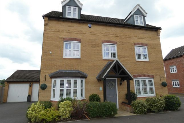 Thumbnail Detached house for sale in 3 Littlecote Grove, Peterborough, Cambridgeshire