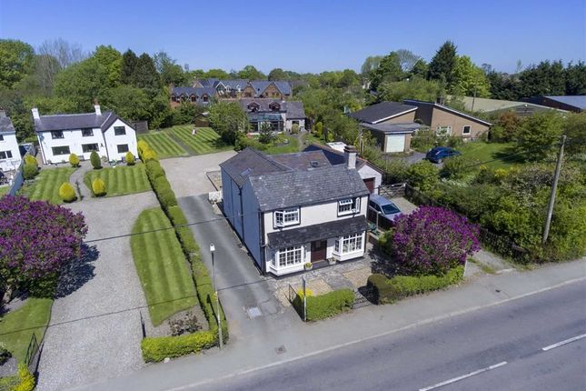 Thumbnail Detached house for sale in Ellesmere Road, St. Martins, Oswestry