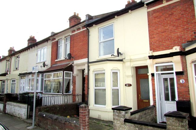 Thumbnail Terraced house to rent in North End Grove, Portsmouth, Hampshire