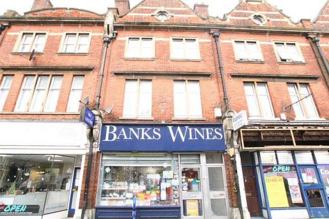 Thumbnail Flat to rent in Wimborne Road, Winton, Bournemouth, Dorset