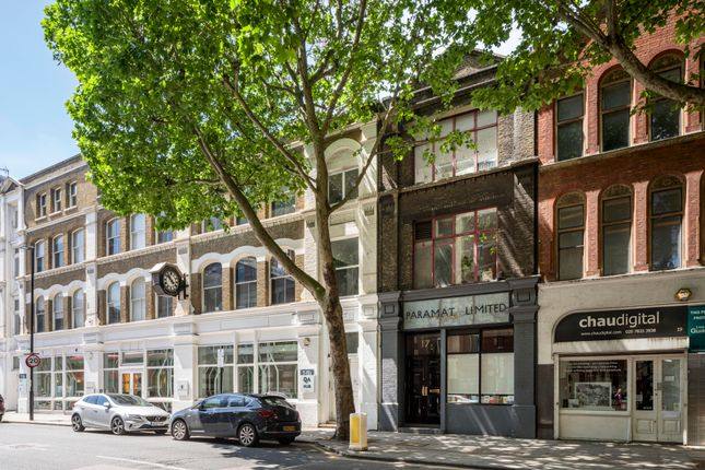 Thumbnail Office for sale in 17 Rosebery Avenue, London