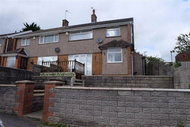 3 bed semi-detached house to rent in Whitewell Road, Barry, Vale Of Glamorgan CF62