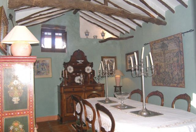Dining Room of Spain, Málaga, Villanueva Del Rosario
