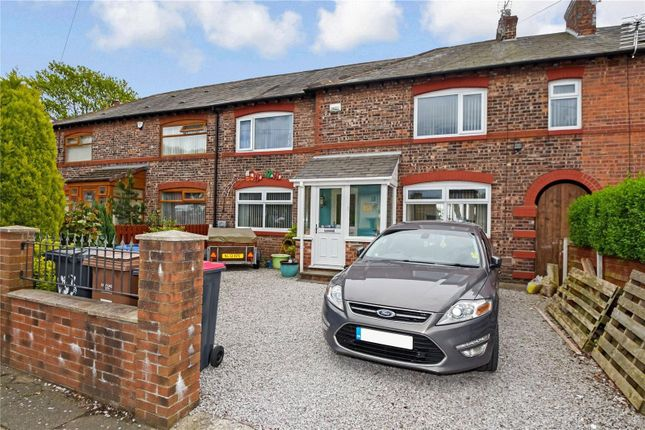 Thumbnail 3 bed terraced house to rent in Oaklands Road, Salford