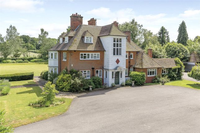 Thumbnail Detached house for sale in Long Sutton, Hook, Hampshire