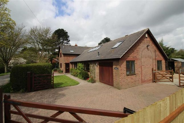 Thumbnail Detached house for sale in Ridgeway On The Hill, Ambergate, Derbyshire