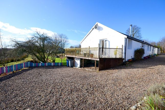 Thumbnail Semi-detached bungalow for sale in Ledaig, Oban