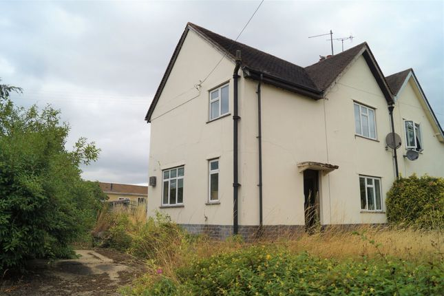 Thumbnail Semi-detached house for sale in Cherry Orchard Road, Lower Moor, Pershore