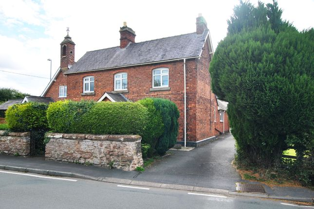 3 bed semi-detached house for sale in The School House, Ford, Shrewsbury SY5