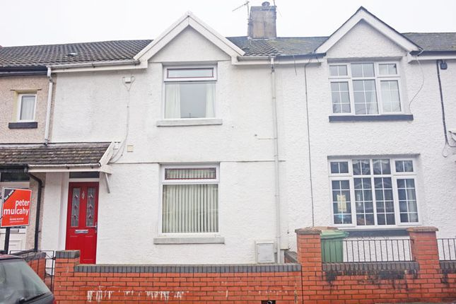 Thumbnail Terraced house for sale in George Street, Ystrad Mynach, Hengoed