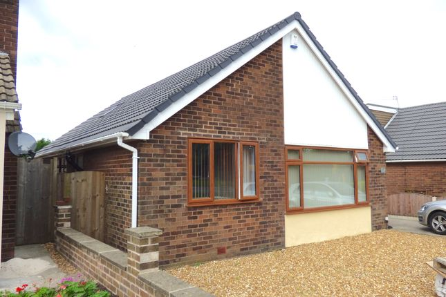 Thumbnail Detached bungalow for sale in Evesham Road, Middleton, Manchester