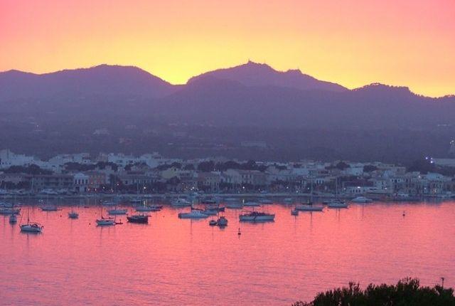 Sunset Portocolom