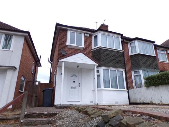 3 bed semi-detached house for sale in Woolacombe Lodge Road, Selly Oak, Birmingham, West Midlands