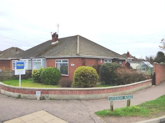 Thumbnail Bungalow for sale in Sprowston, Norwich, Norfolk