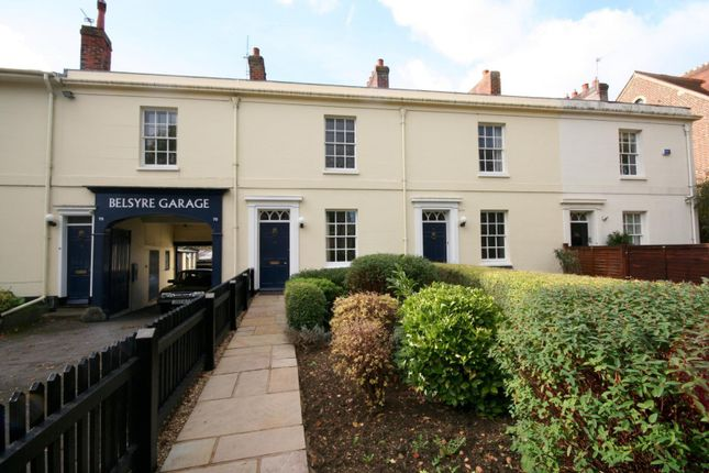 Thumbnail Terraced house to rent in Woodstock Road, Oxford