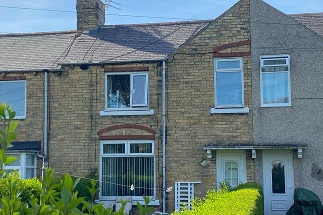 3 bed terraced house for sale in 11 Elder Square, Ashington, Northumberland NE63