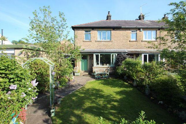 Thumbnail Terraced house for sale in Sunny Royd, Bradley, Near Skipton