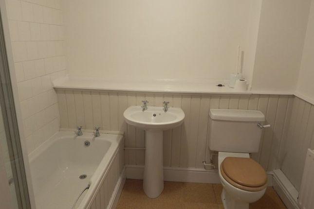 Bathroom of Peel Street, Nottingham NG1