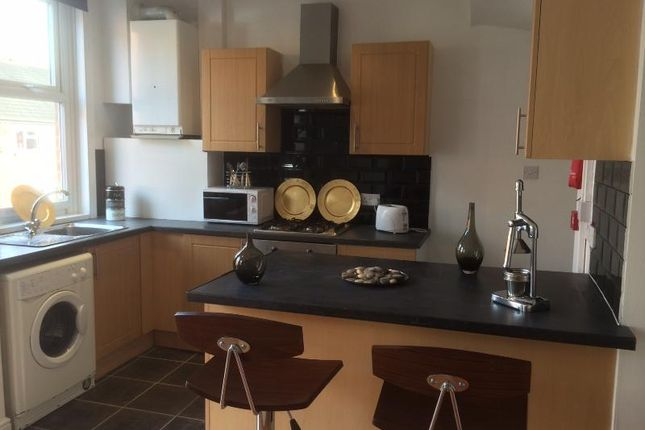 Thumbnail Terraced house for sale in Pennington Street, Leeds, West Yorkshire LS6, Leeds,