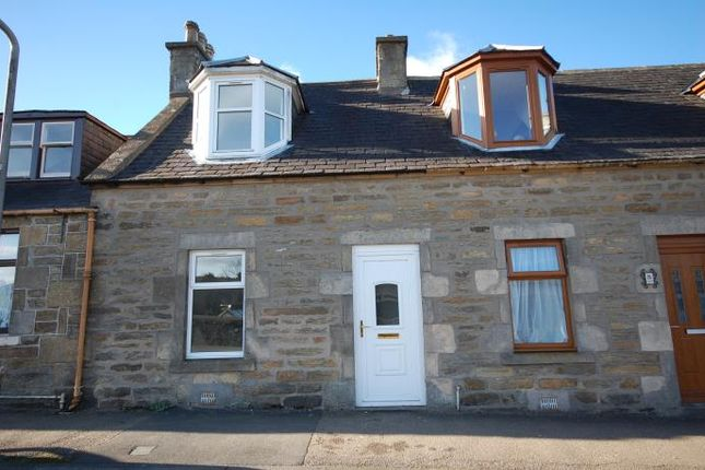 Thumbnail Terraced house to rent in Nelson Terrace, Keith