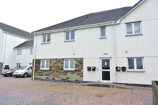 Thumbnail Flat for sale in Springfields, Bugle, St. Austell