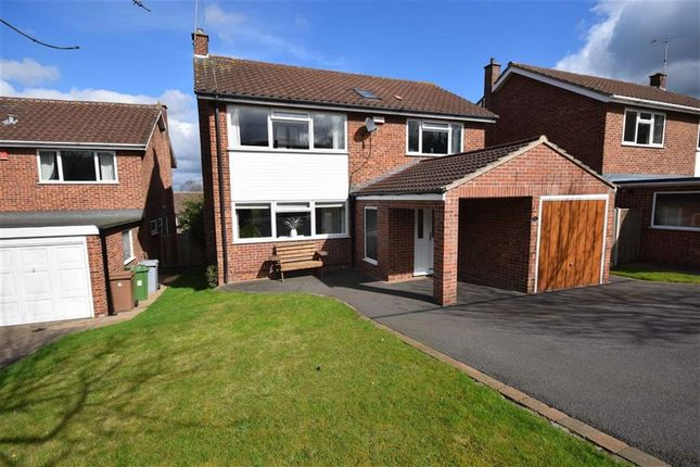 Thumbnail Detached house for sale in Hillcrest, Southwell, Nottinghamshire