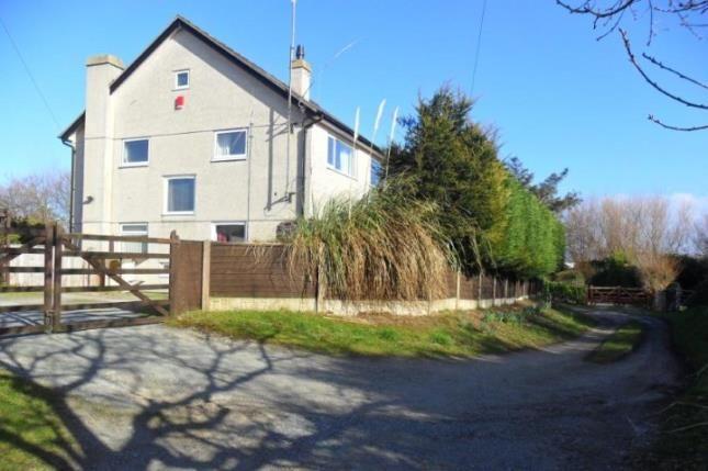 4 bed detached house for sale in Morfa Bychan, Porthmadog, Gwynedd