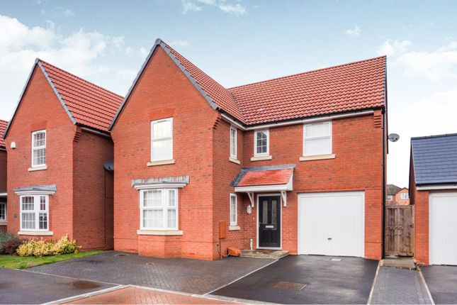 Thumbnail Detached house for sale in Aginhills Drive, Taunton