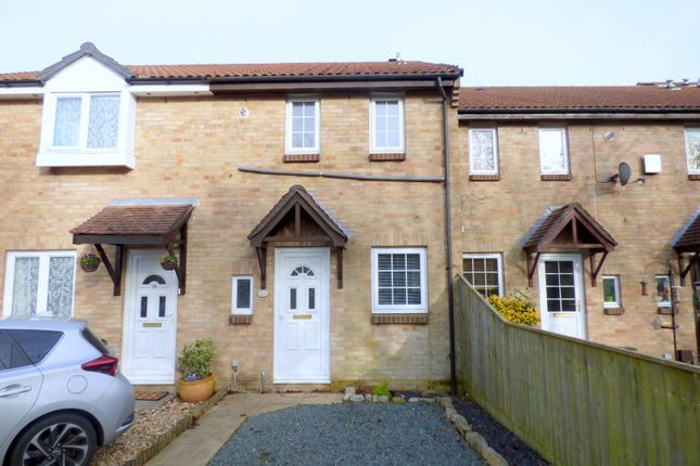 2 bed end terrace house to rent in Longleat Gardens, New Milton BH25