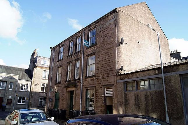 Thumbnail Flat for sale in 19, Oliver Crescent, Hawick Scottish Borders TD99Bj