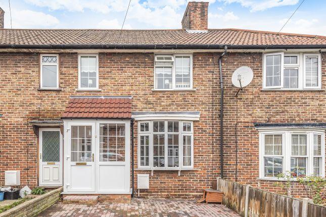 Terraced house for sale in Mells Crescent, Mottingham
