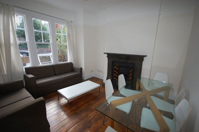 Thumbnail Terraced house to rent in Rathcoole Gardens, Crouch End