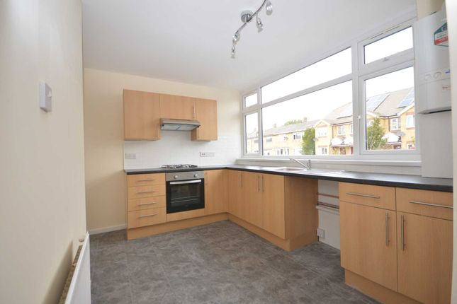 Thumbnail End terrace house to rent in Bracondale Road, London