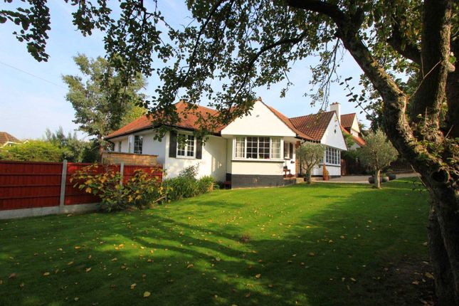 Thumbnail Detached house for sale in South Weald Road, Brentwood