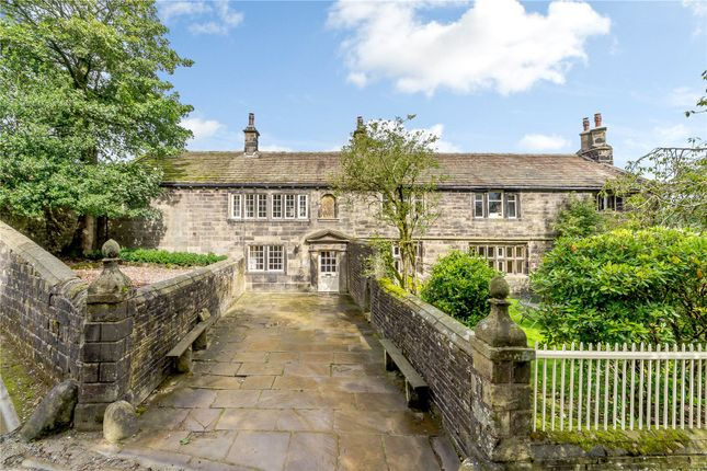 Thumbnail Detached house for sale in Stanbury, Haworth, West Yorkshire