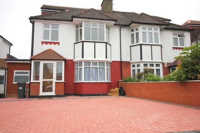 Thumbnail Semi-detached house to rent in Popes Lane, Ealing