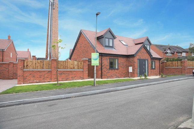 Thumbnail Detached bungalow for sale in Birdcroft Lane, Ilkeston