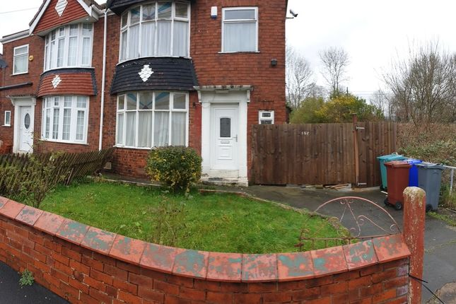 Thumbnail Property to rent in Smedley Road, Cheetham Hil, Manchester