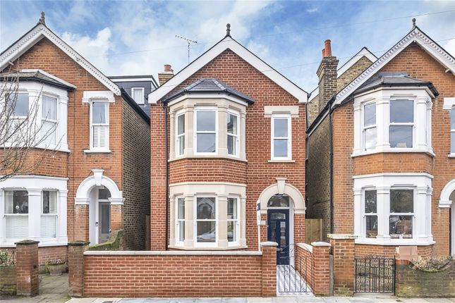 Thumbnail Detached house for sale in Burton Road, Kingston Upon Thames