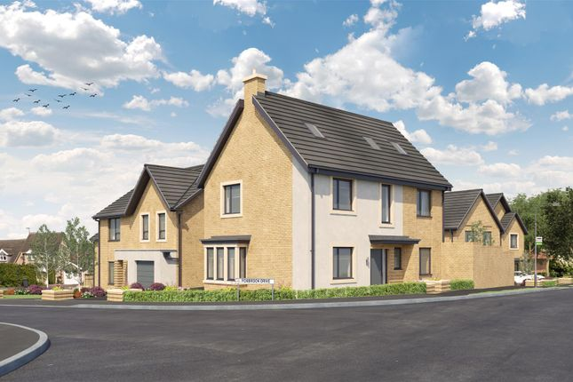 Thumbnail Detached house for sale in Breckland Road, Foxbrook Court, Walton
