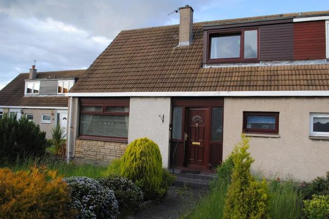 Thumbnail Semi-detached house to rent in Stoneybank Avenue, Musselburgh