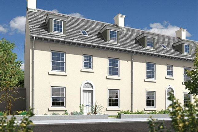 Thumbnail Terraced house for sale in Newquay