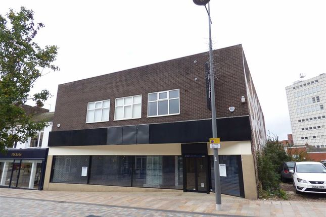 Thumbnail Retail premises to let in Piccadilly, Stoke-On-Trent, Staffordshire