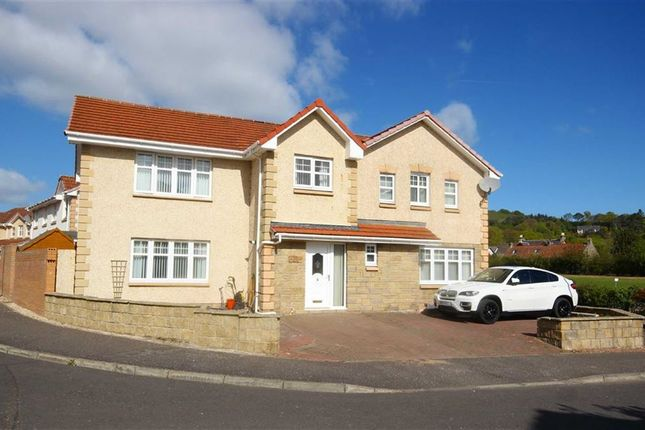 Thumbnail Detached house for sale in 24, Borthwick Place, Balmullo, Fife