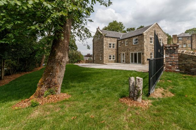 Thumbnail Detached house for sale in Stones Lane, Linthwaite, Huddersfield
