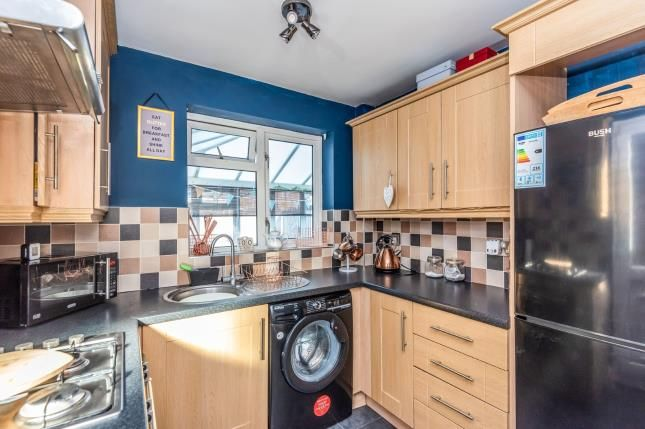 Kitchen of St. Aidans Road, Cannock, Staffordshire WS11