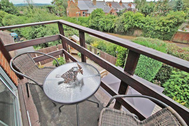 Balcony of Friday Lane, Gedling Village, Nottingham NG4